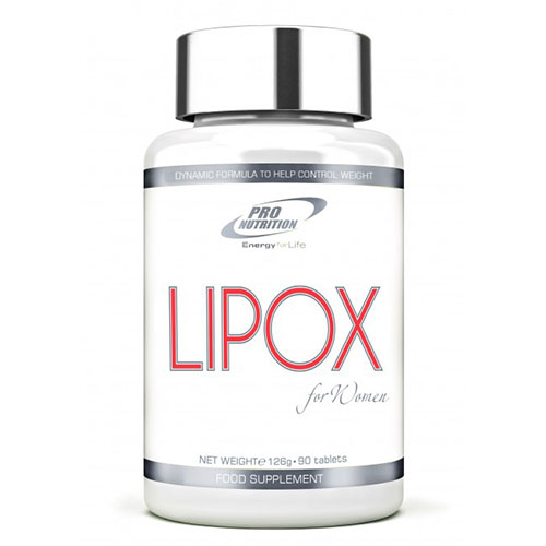 LIPOX for women - arzator grasimi natural